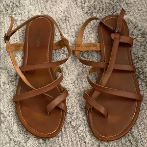 Shoes - American eagle sandals